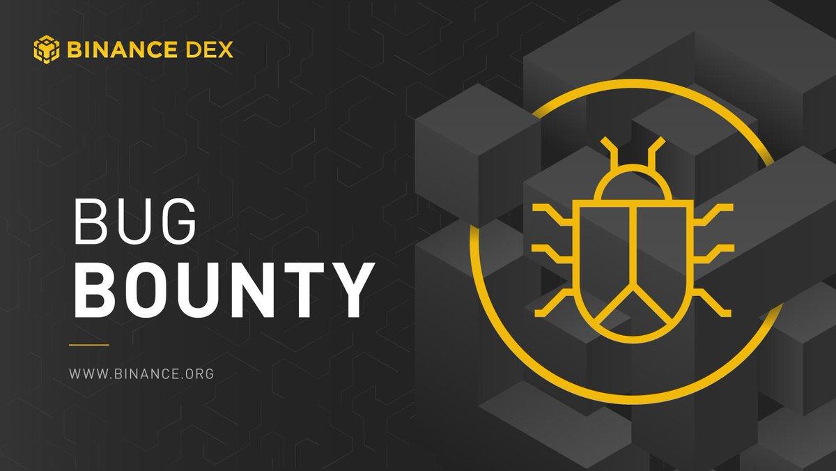Binance Chain Security Bug Bounty Program- Round 3