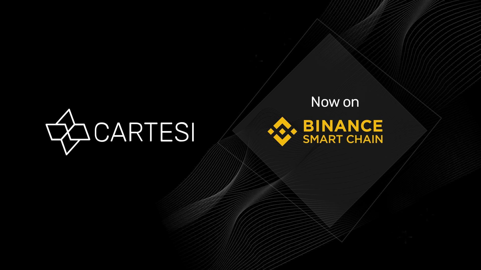 Cartesi partners with Binance Smart Chain to provide high computational resources and a decentralized Linux environment for DApps