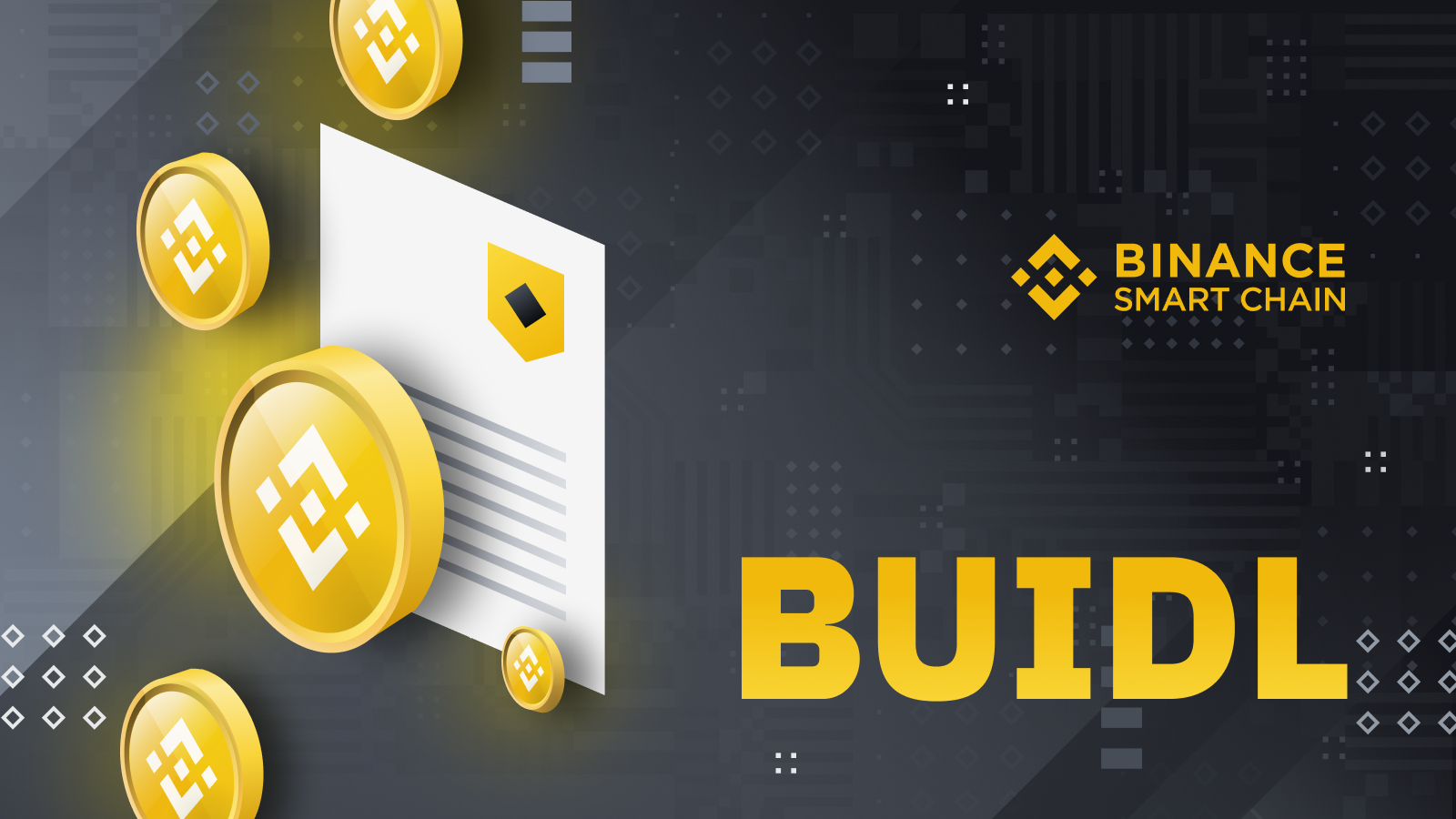 BUIDL Reward Program Updates - November