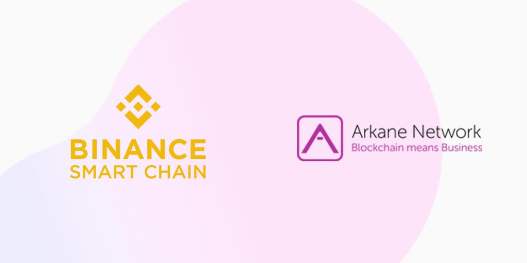 Arkane Integration Guide on Binance Smart Chain