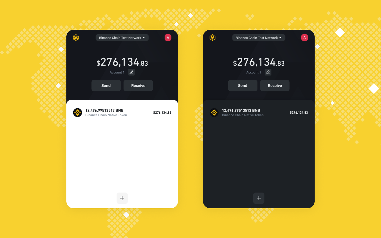 Binance Extension Wallet v1.121.1 Release