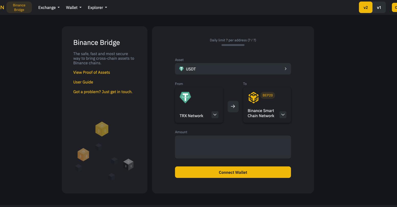 Binance Bridge V2 Release