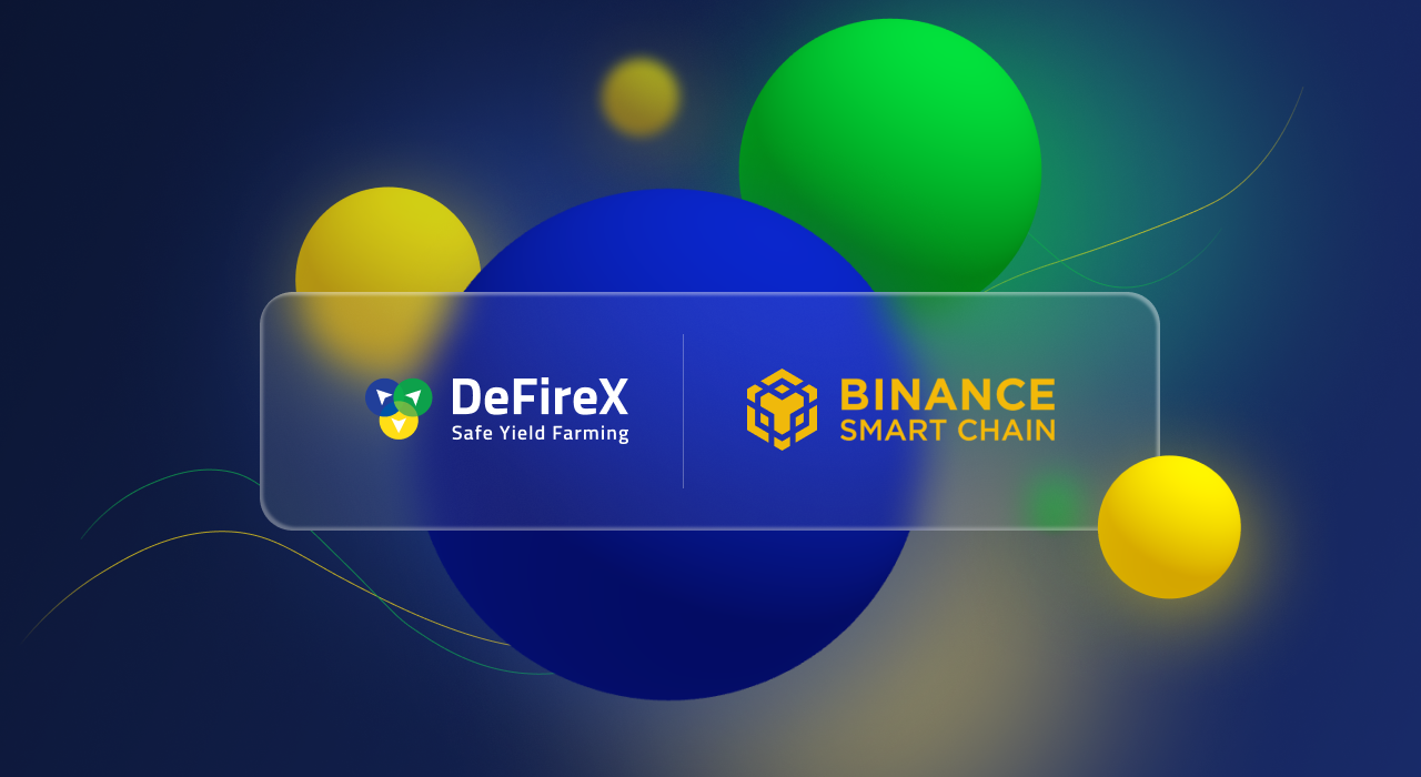 DeFireX Launches Farming on Ethereum Directly From Binance Smart Chain