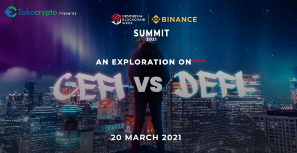 Binance backed Tokocrypto, the first Indonesian  DeFi Project on Binance Smart Chain