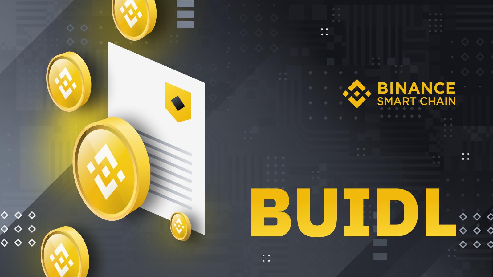 BUIDL Reward Program Updates with $1 Million Dollar Distributed as March Reward