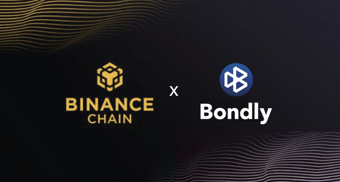Bondly secures funding under the $100M accelerator fund set up for the Binance Smart Chain ecosystem