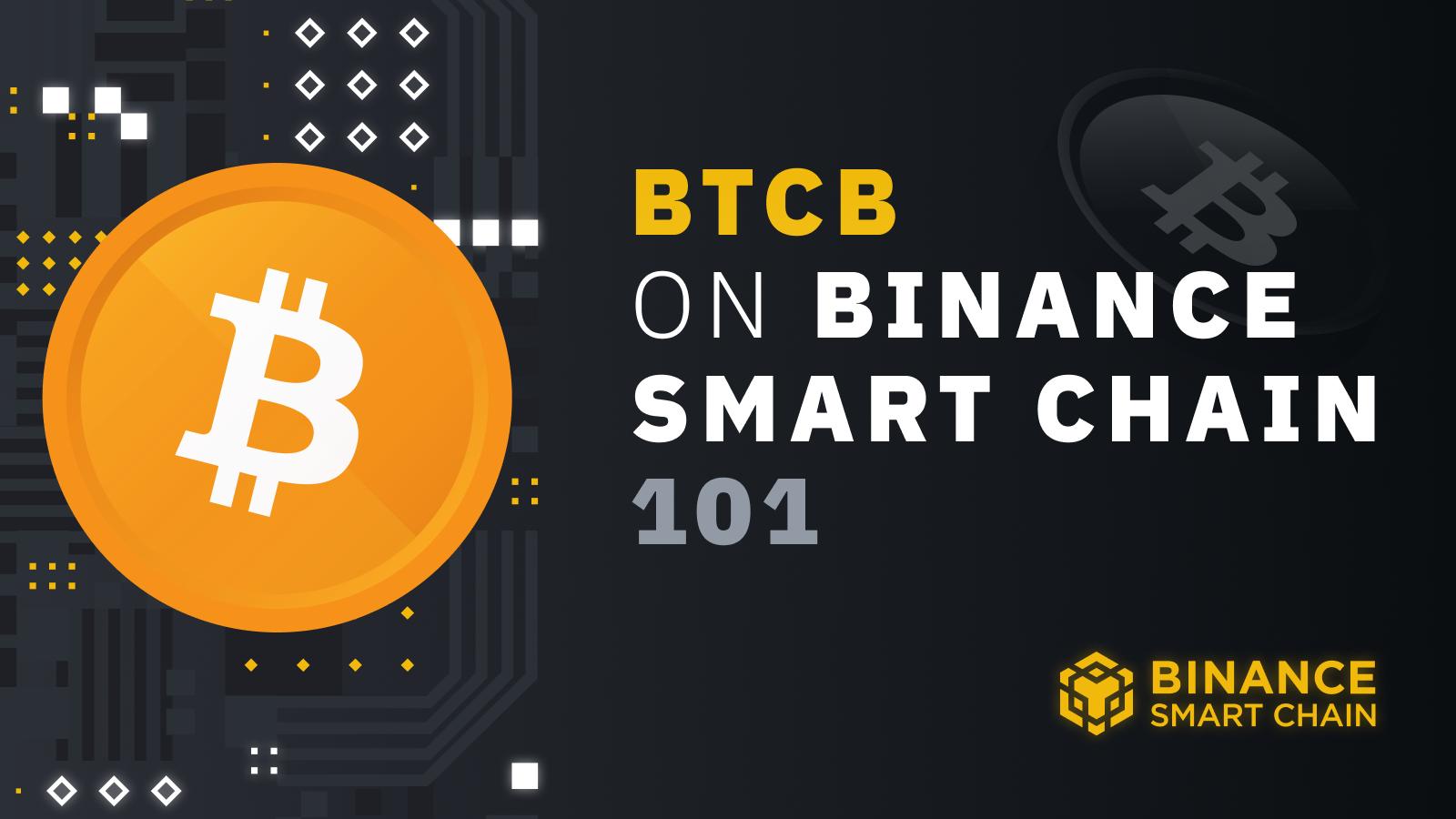 幣安智能鏈上的BTCB 101