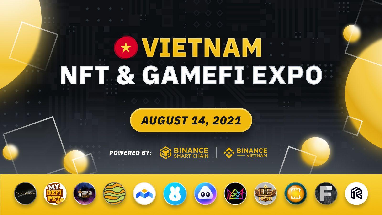 Vietnam NFT & GameFi Expo