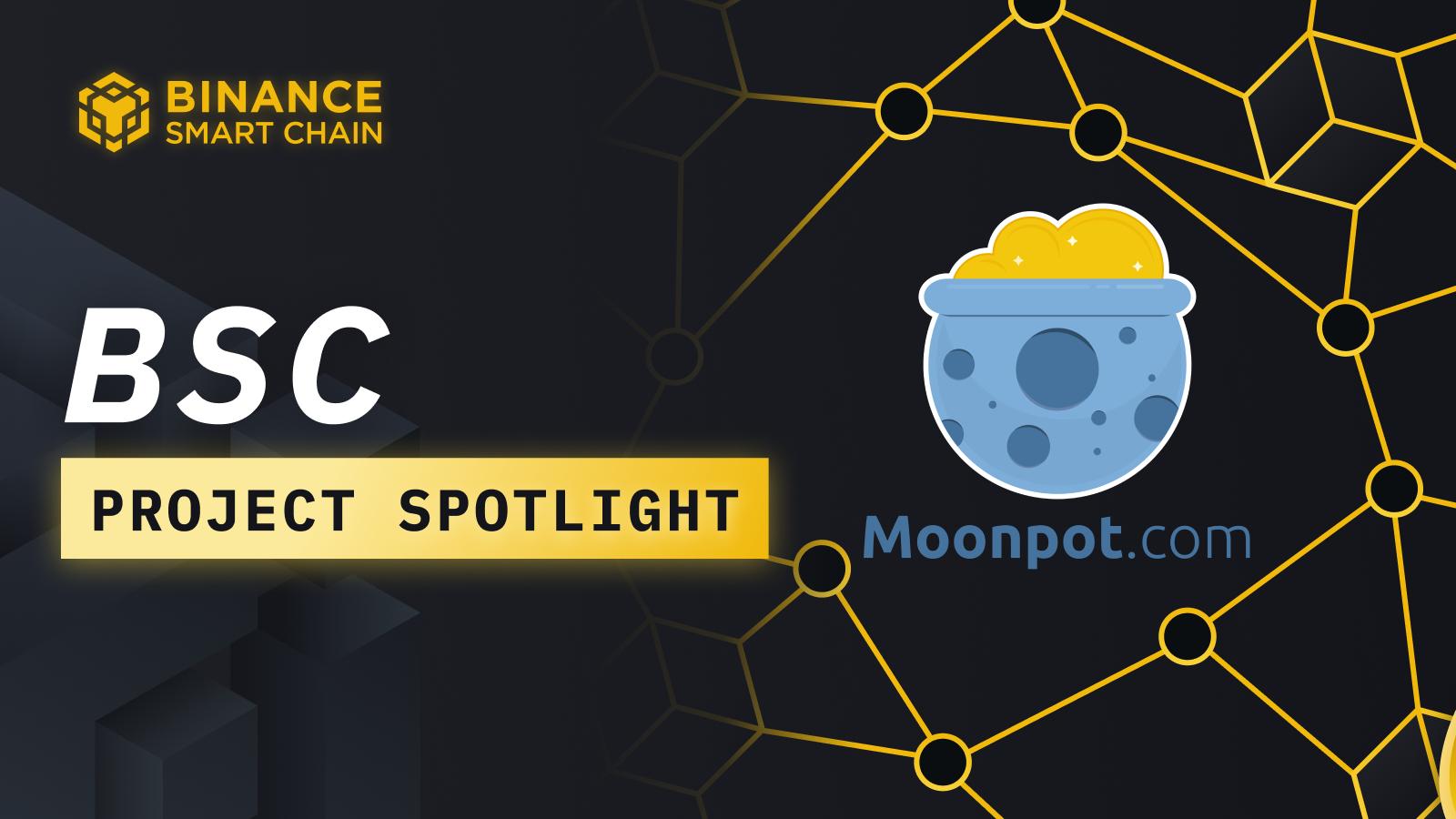 BSC Project Spotlight: Moonpot