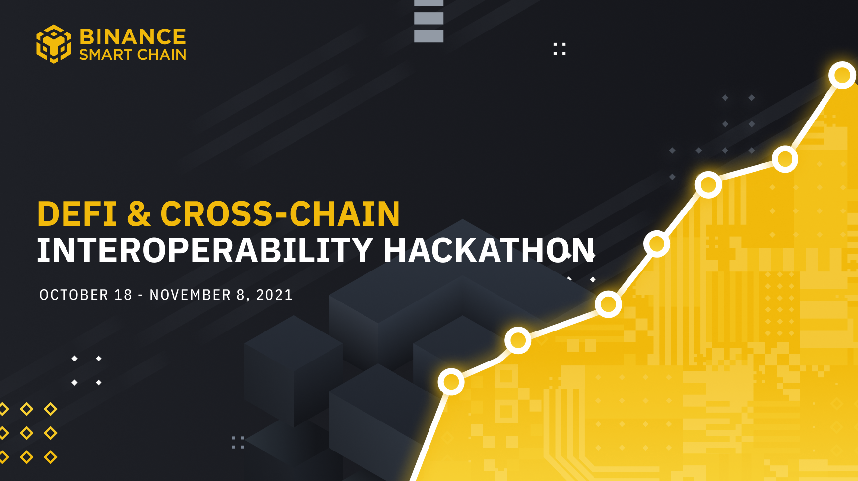 BSC Joins Gitcoin DeFi & Cross-chain Hackathon
