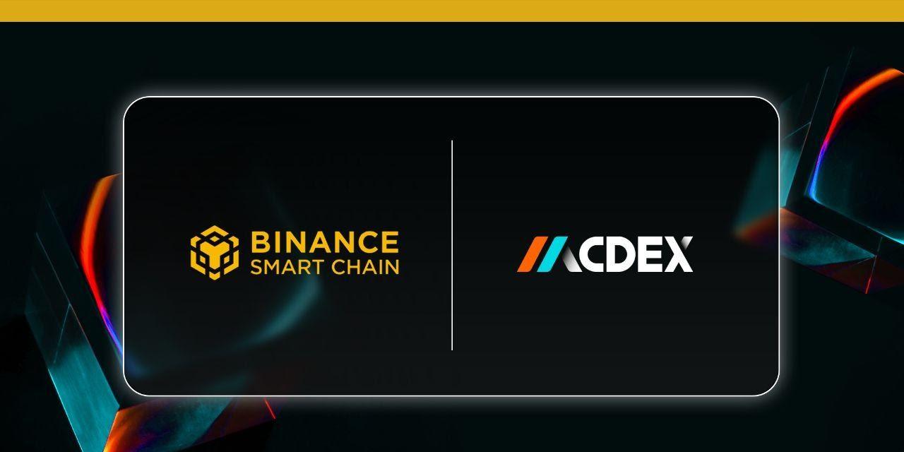 Binance Smart Chain Invests in MCDEX Under the $1 Billion Fund
