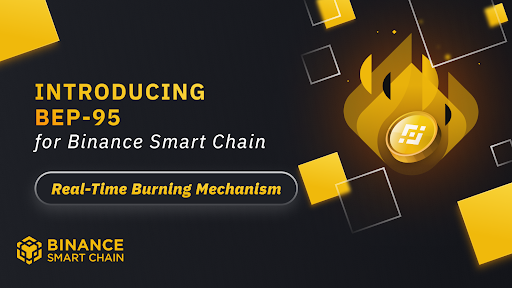 Introducing BEP-95 With a Real-Time Burning Mechanism